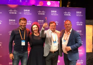 Cisco Transformation Partner of the Year